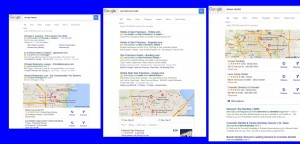 Google Search Results Changes